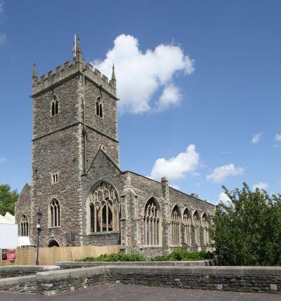 St. Peters Church im Castle Park