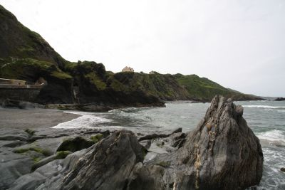 Tunnel Beaches in Ilfracombe