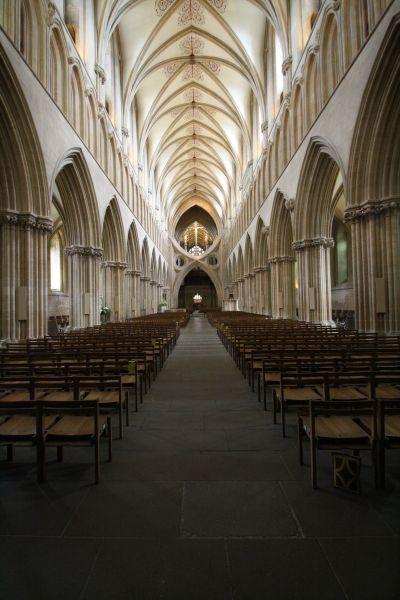 Cathedral von Wells