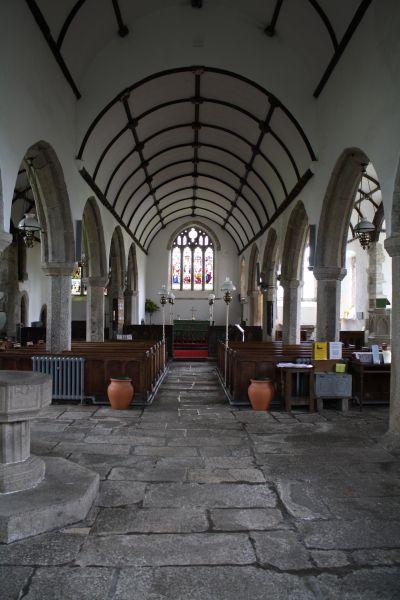 Kirche von Widecombe